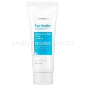 Очищающая крем - пенка Atopalm Real Barrier Cream Cleansing Foam