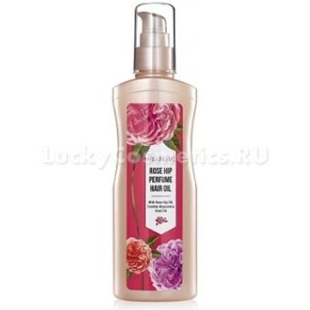 Масло для волос Welcos Around Me Rose Hip Perfume Hair Oil