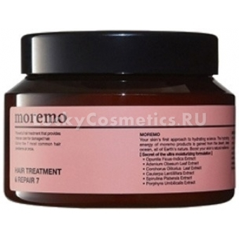 Маска для волос Moremo Hair Treatment Repair