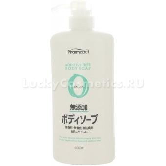 Жидкое мыло для чувствительной кожи тела без добавок Kumano Cosmetics Pharmaact Additive Free Body Soap