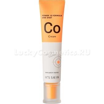 Концентрированный крем с коллагеном It's Skin Power 10 Formula One Shot Co Cream