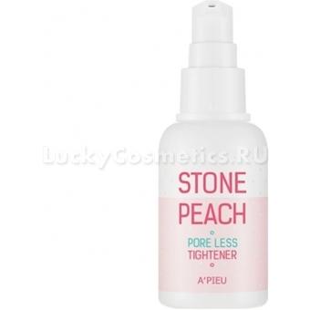 Эссенция для жирной кожи с фруктовыми кислотами A'pieu Stone Peach Pore Less Tightener