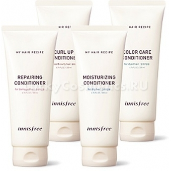 Кондиционер для волос Innisfree My Hair Recipe Conditioner