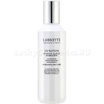 Осветляющая эссенция-эмульсия Labiotte Lily Blossom Whitening Essence in Emulsion