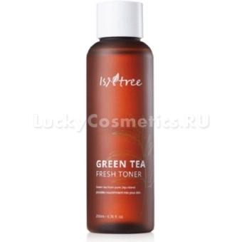 Ухаживающий тонер с экстрактом зелёного чая IsNtrее Green Tea Fres Toner