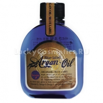 Масло для волос Bosnic Argan Oil Blue Label