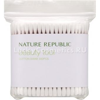 Ватные палочки Nature Republic Beauty Tool Cotton Swab