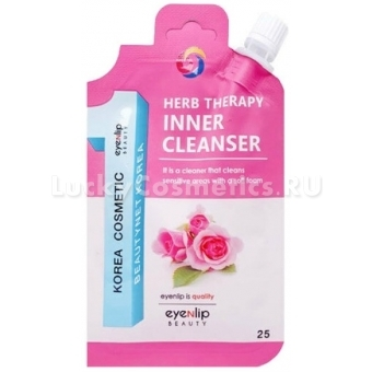 Гель-пенка для интимной гигиены Eyenlip Pocket Pouch Line Herb Therapy Inner Cleanser