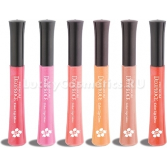 Блеск для губ Deoproce Premium Color Lip Gloss