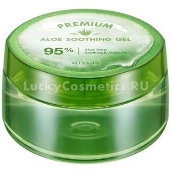 Универсальный гель с экстрактом алоэ Missha Premium Cica Aloe Soothing Gel