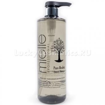 Шампунь для ослабленных волос Mielle Professional Pure-Healing Natural Shampoo