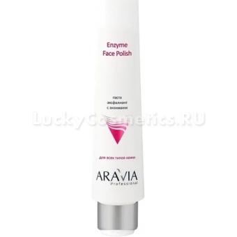 Паста-эксфолиант для лица с энзимами Aravia Professional Enzyme Face Polish
