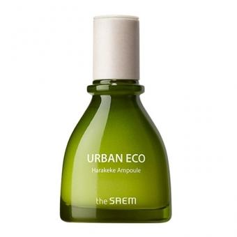 Сыворотка с льняным экстрактом The Saem Urban Eco Harakeke Ampoule