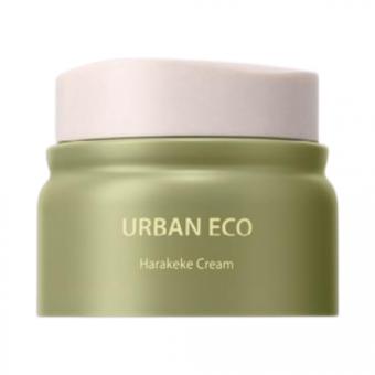 Ухаживающий крем с экстрактом новозеландского льна The Saem Urban Eco Harakeke Cream
