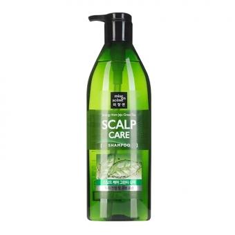 Освежающий шампунь для чувствительной кожи головы Mise En Scene Scalp Care Shampoo