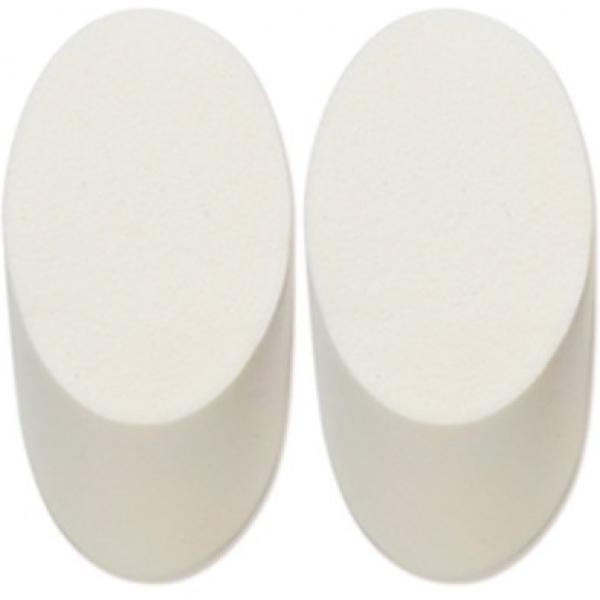 Спонж для нанесения базы Holika Holika Foundation Sponge2PВысококачественный резиновый спонж (сделан из 100% резины) поможет вам идеально нанести на лицо такие жидкие тональные средства, как база или основа под макияж. Имеет пористое покрытие, которое обеспечивает ровное и тонкое нанесение - все, что нужно для безупречного, естественного макияжа! В комплекте 2 спонжа. Имеет удобную овальную форму, со скошенными углами, что позволяет равномерно прокрашивать все участки кожи, в том числе нежную кожу под глазам, в уголках рта и на крыльях носа.Объём: 2 штСпособ применения:Нанесите основу, либо базу под макияж на лицо с помощью спонжа.<br>
