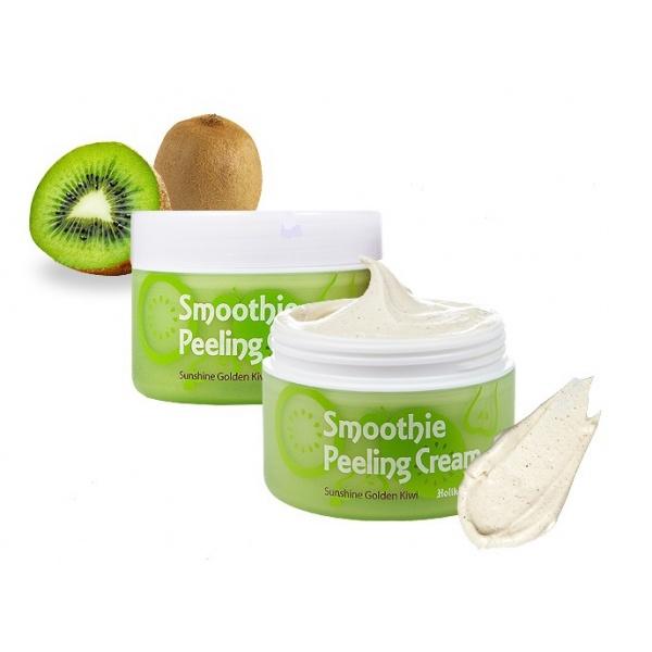 Купить Holika Holika Smoothie Peeling Cream Sunshine Golden Kiwi