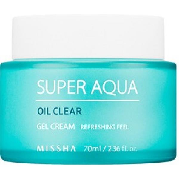 Купить Missha Super Aqua Oil Clear Gel Cream