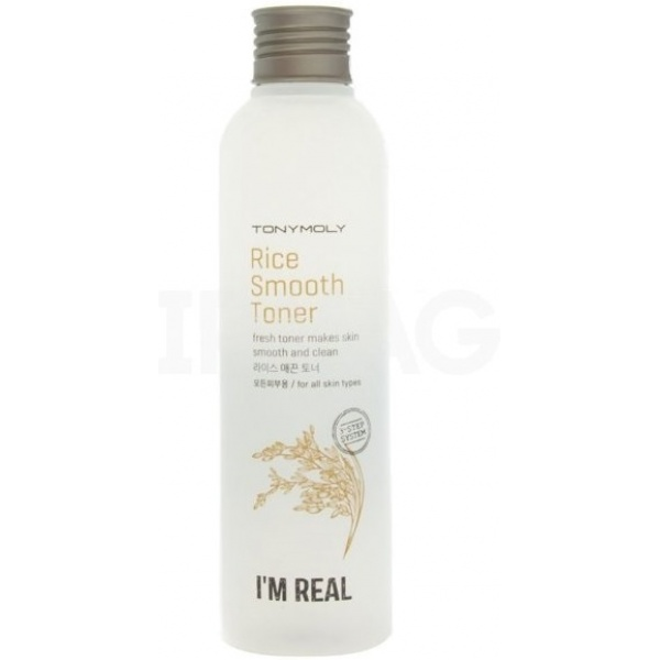 Купить Ony oly Im Real Rice Smooth Toner, Tony Moly
