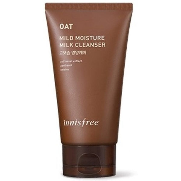 Купить Innisfree Oat Mild Moisture Cleanser
