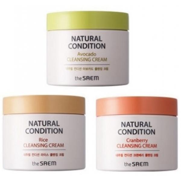 Купить The Saem Natural Condition Cleansing Cream
