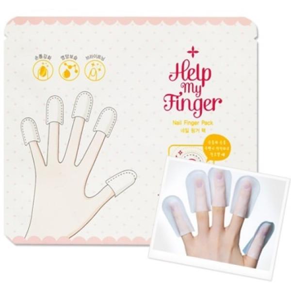 Etude House Help My Finger Nail Finger PackEtude House Help My Finger Nail Finger Pack &amp;ndash; маска для ухода за ногтями, предназначенная для питания и увлажнения пальцев, укрепления и смягчения ногтей, придания красивого вида кутикуле.<br><br>Маска представляет собой тканевые &amp;laquo;напалечники&amp;raquo;, пропитанные специальным составом, благодаря которому смягчаются огрубевшие пальчики, а ногти становятся более твердыми и растут быстрее. Компоненты в составе маски также размягчают кутикулу и устраняют проблемы расслаивания ногтей.<br><br>В состав эссенции, которой пропитаны маски, входят: аргановое масло, придающее ногтям здоровый ухоженный вид и избавляющее от ощущения сухости; экстракты фруктов, способствующие питанию и смягчению кожи.<br><br>Упаковку с маской можно брать куда угодно, поскольку она очень компактная, а для использования не нужно никаких дополнительных процедур с руками. При регулярном применении маски ногти приобретают здоровый, ухоженный вид, не слоятся и растут гораздо быстрее.<br><br>&amp;nbsp;<br><br>Объём: 6 г<br><br>&amp;nbsp;<br><br>Способ применения:<br><br>Помыть руки с мылом и надеть на каждый пальчик маску, оставить на 15 минут. После снятия маски распределить остатки эссенции на пальцах, чтобы они впитались.<br>