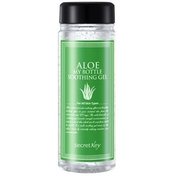 Купить Secret Key Aloe My Bottle Soothing Gel