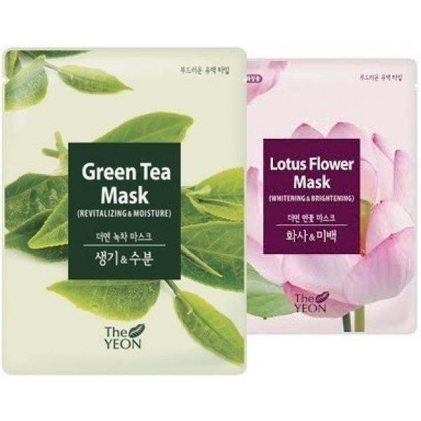 The Yeon Mask SheetЭта огуречная маска на тканевной основе Cucumber Mask Soothing &amp; Brightening для лица от корейского производителя натуральной косметики The Yeon способствует интенсивному успокоению раздраженной, воспаленной кожи, а также коже, нуждающейся в увлажнении и защите.<br>Экстракт огурца придает лицу свежесть, упругость, способствует его разглаживанию, осветлению пигментных пятен на коже, подтяжке контуров лица. Он способствует длительному сохранению увлажненности и защите от разрушительного воздействия свободных радикалов.Объём: 22 мл.Способ применения:Наносить на лицо после процесса его очищения и тонизирования, распределив равномерно. Оставить на 10-20 минут, после чего снять и впитать остатки массажными движениями.<br>