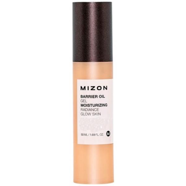 Mizon Barrier Oil Gel MoisturizingКаждый день на нашу кожу то и дело совершают нападки солнечные лучи, пыль, загрязненный воздух, сигаретный дым и другие прелести современного мира. Сплоченной командой они наносят сокрушительные удары по защитному барьеру кожи лица, да и мы сами, порой, способны ему изрядно навредить, проводя ежедневные очищающие процедуры. И когда ситуация совершенно выходит из-под контроля, следует обратиться за помощью к новому гелю от полюбившегося всем корейского бренда Mizon. Этот гель не только защитит кожу от вредоносных натисков внешней среды, но и без труда разгладит морщины, успокоит раздражения, устранит обезвоженность и восстановит здоровое сияние.<br>Главный секрет геля в том, что в его состав входит оливковое масло. Насыщенное витаминами А и Е, оно издревле славилось своими полезными свойствами, питающими, увлажняющими и сохраняющими молодость кожи. Barrier Oil Gel станет надежным спутником и верным защитником абсолютно всех типов кожи, а для сухой и чувствительной&amp;nbsp; - незаменим борцом с внешними факторами воздействия.<br><br>Объём: 50 мл<br><br>Способ применения:<br><br>Гель следует наносить на уже очищенную и тонизированную кожу легкими круговыми движениями.<br>