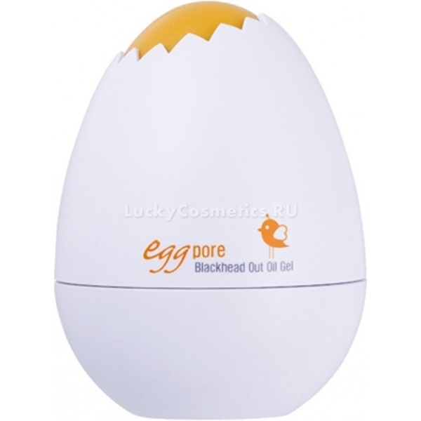 Tony Moly Egg pore black headOut Oil Gel