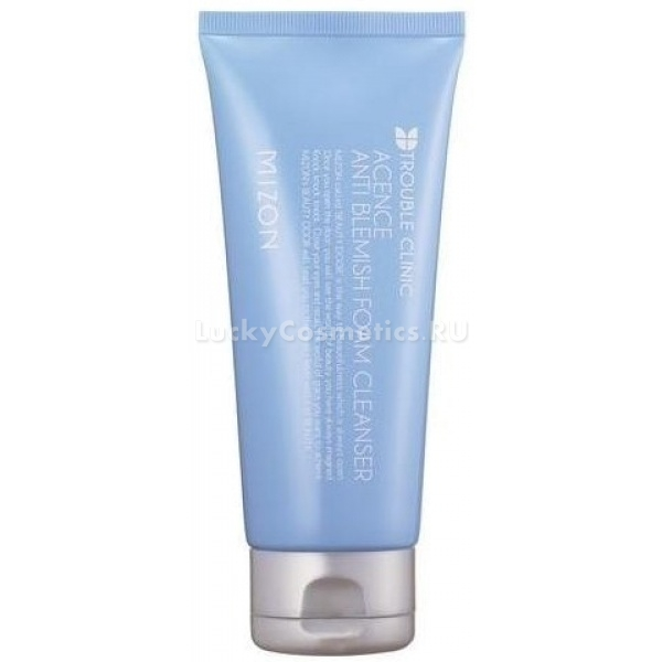 Купить Mizon Acence Anti Blemish Foam Cleanser