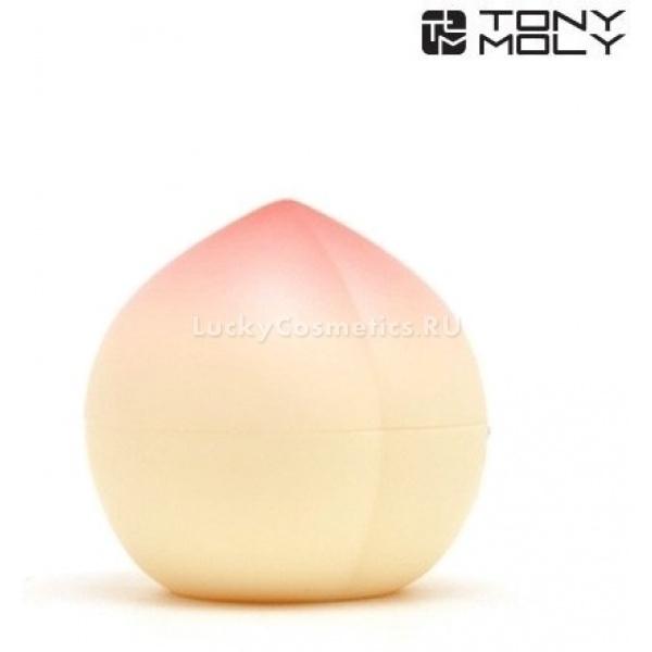 Tony Moly Peach antiaging hand cream