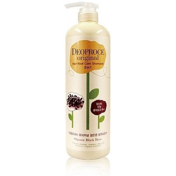 Original Hair Root Care in Shampoo Black Bean