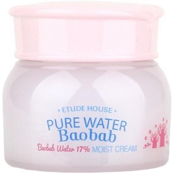 Etude House Pure Water Baobab Moist Cream