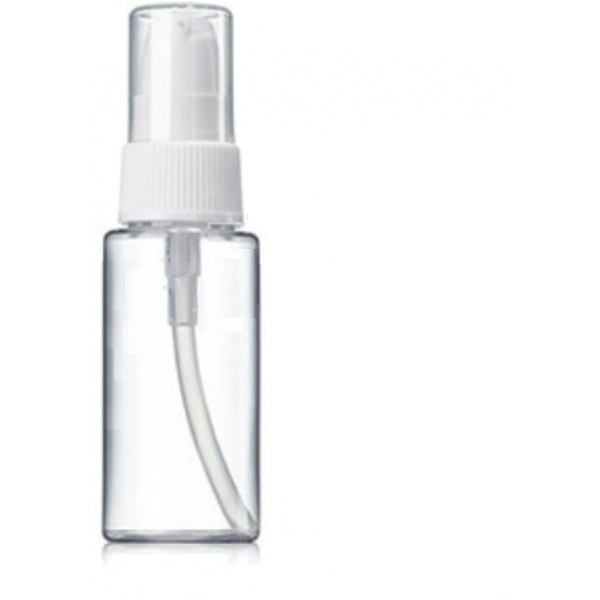 Travel Pump BottleЭто небольшой контейнер, который можно брать в дорогу. Он отлично подходит для любых жидкостей, все виды косметических средств сохранятся в нем в том виде, в котором были изначально, независимо от продолжительности путешествия. Ничего не высохнет и прольется. Емкость Travel pump bottle изготовлена из герметичного прозрачного материла. Она долговечная и абсолютно стерильная.Объём: 30 млСпособ применения:Откручивается колпачок, наливается жидкость и закручивается обратно.<br>