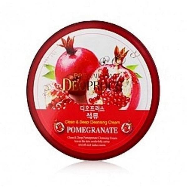 Купить Deoproce Premium Clean amp Moisture Pomegranate Massage Cream