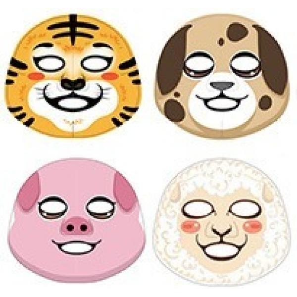 The Face Shop Mask CharacterНаверное, каждому, кто регулярно пользуется тканевыми масками для лица, уже немного надоело однообразие их формы &amp;ndash; меняется только действующий состав, тогда как обыкновенная белая рабочая основа продолжает оставаться пугающей для наблюдателей и пользователя в момент применения. Это связано с тем, что маской традиционно прикрываются недостатки лица, а в современной медицине бинтами по схожей схеме (с вырезами для глаз и рта) закрывают послеоперационные швы и другие травмы.<br><br>Избавьтесь от стереотипов &amp;ndash; используйте забавные увлажняющие маски-персонажи, которые, помимо улучшающего кожу эффекта, создадут позитивное настроение.<br><br>Маски изображают милых животных: свинку, щенка, овечку и тигренка. Выбирайте на свой вкус! Действие у всех видов масок одинаковое:<br><br><br>сочетание восстанавливающего эффекта коллагена и увлажняющего действия гиалуроновой кислоты;<br>антисептическое и противовоспалительное влияние меда.<br><br><br>&amp;nbsp;<br><br>Объём: 1 шт<br><br>&amp;nbsp;<br><br>Способ применения:<br><br>Маска используется обычным способом: после очищения лица накладывается на кожу, складочки расправляются, и занимается удобное положение тела на 15 минут. После этого основа снимается, действующие вещества смываются или с помощью небольшого массажа втираются в кожу до полного впитывания.<br>