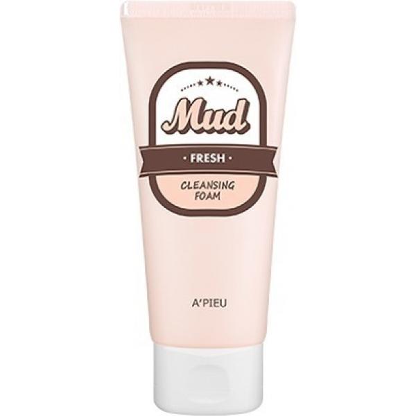 Купить APieu Mud Cleansing Foam, A'Pieu