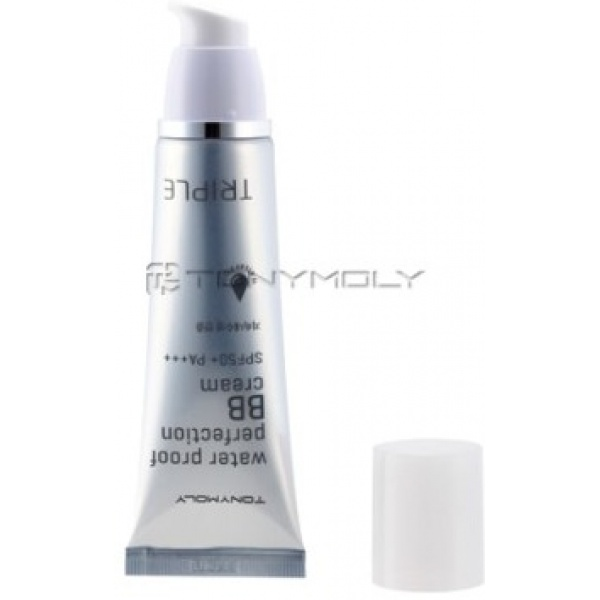 BB   Tony Moly Triple Waterproof Perfection BB Cream SPF
