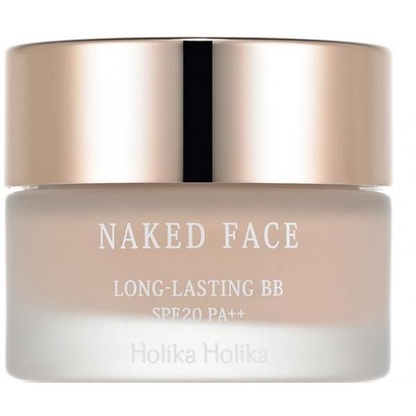 BB   Holika Holika Naked Face Longlasting BB