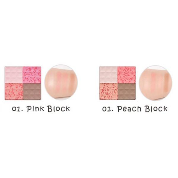 Missha M Prism Dot Block Blusher