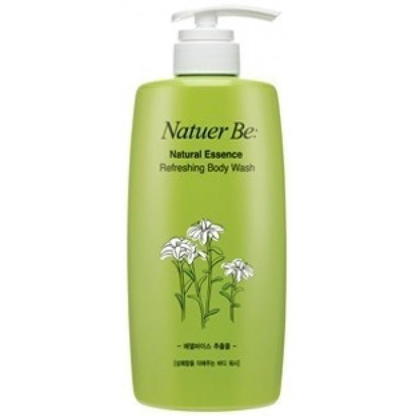 Очищающий увлажняющий гель Enprani Natuer Be Natural Essence Moisturizing Body WashПьянящий фруктовый аромат геля для тела от бренда Enprani напомнит о теплых летних днях, подарит ощущение свежести и чистоты.<br><br>Средство отлично пенится и не оставляет липких следов, так как очень легко смывается.<br><br>В качестве основного компонента в составе геля &amp;ndash; масло авокадо, которое дарит коже увлажнение, питание и свежесть.<br><br>Густая пена обеспечивает бережное, но эффективно очищение кожного покрова, также она регулирует водный баланс, не позволяя коже оставаться сухой и обезвоженной.<br><br>&amp;nbsp;<br><br>Объём: 500 мл<br><br>&amp;nbsp;<br><br>Способ применения:<br><br>Гель необходимо нанести на губку и вспенить, после чего массажными движениями нанести пену на тело и смыть водой.<br>