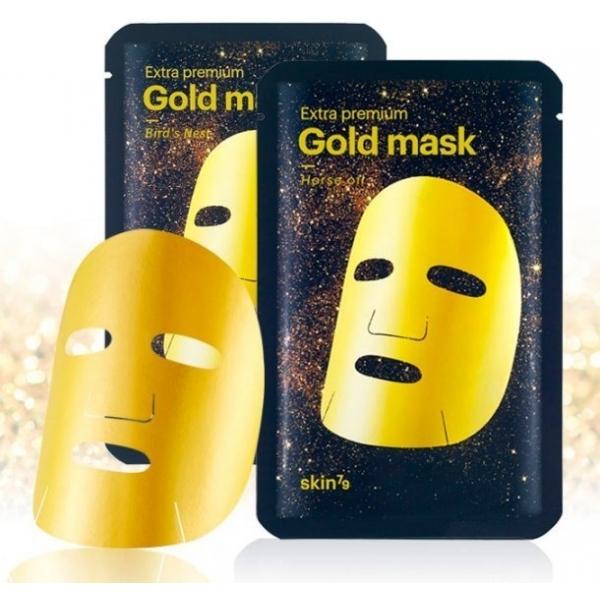 Skin Extra Premium Gold Mask