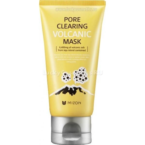 Купить Mizon Pore Clearing Volcanic Mask