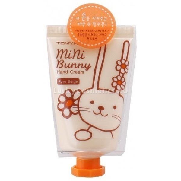 Купить Pure Beige Tony Moly Mini Bunny Hand Cream