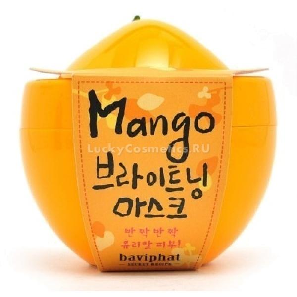 Baviphat Mango Steam Scrub -  Для лица -  Очищение