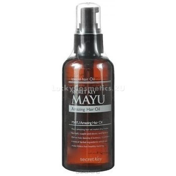 Secret Key MAYU Amaging Hair Oil