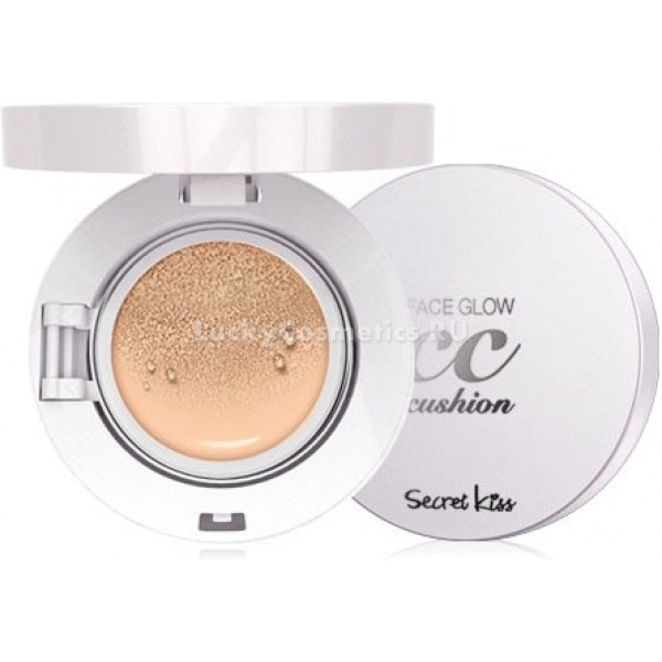 Купить Secret Key Face Glow CC Cushion SPFPA