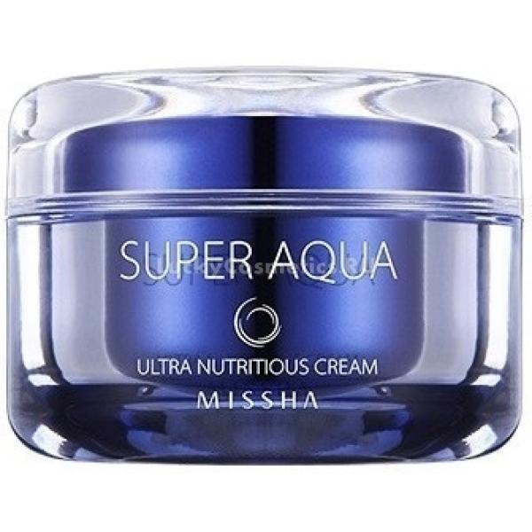 Купить Missha Super Aqua Nutritious Ultra Cream