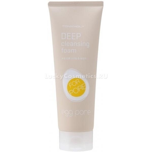 Tony Moly Egg Pore Deep Cleansing Foam